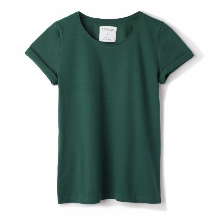 animush t-shirt gładki