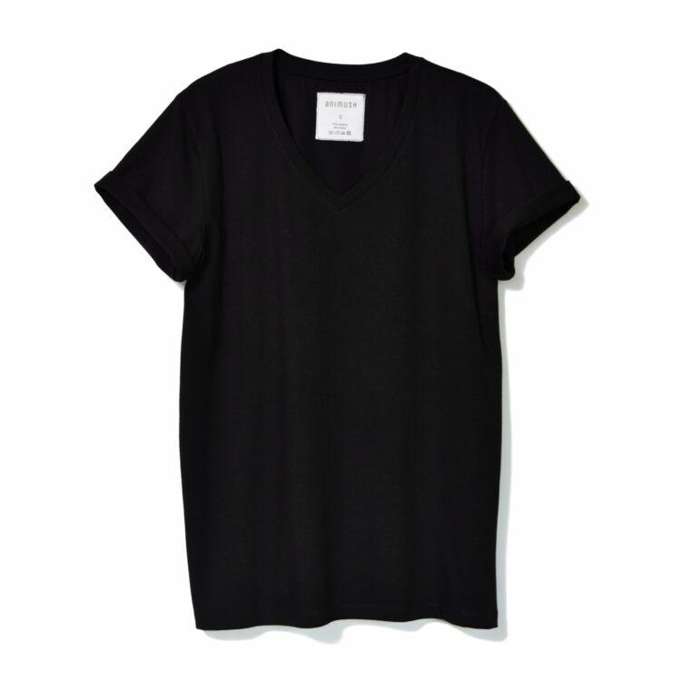 animush t-shirt oversize czarny
