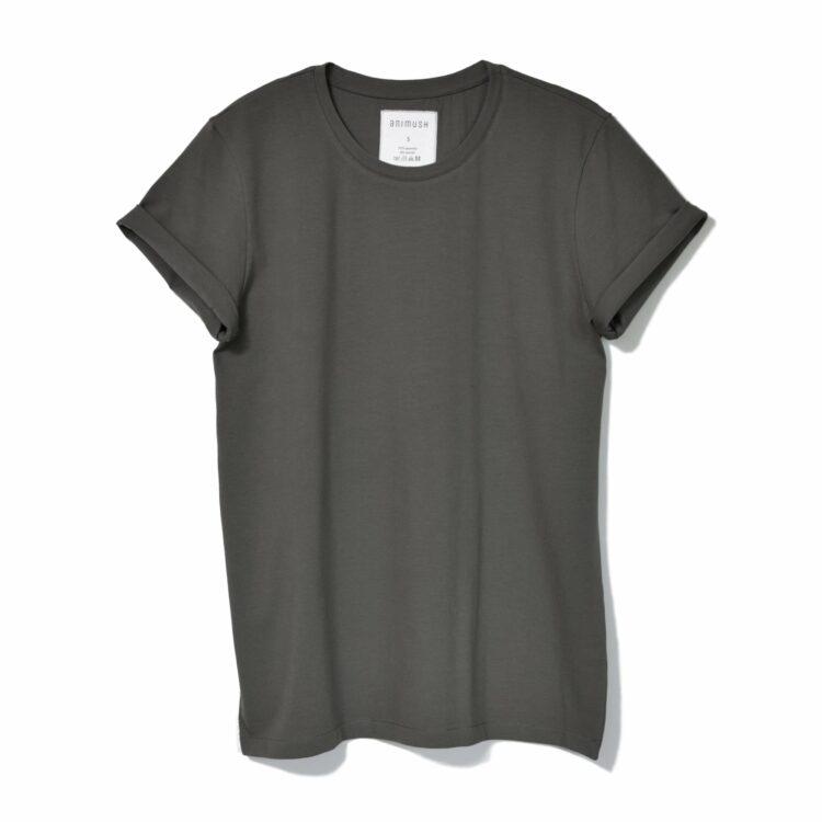 animush t-shirt oversize grafitowy