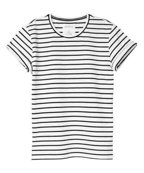animush t-shirt oversize w paski