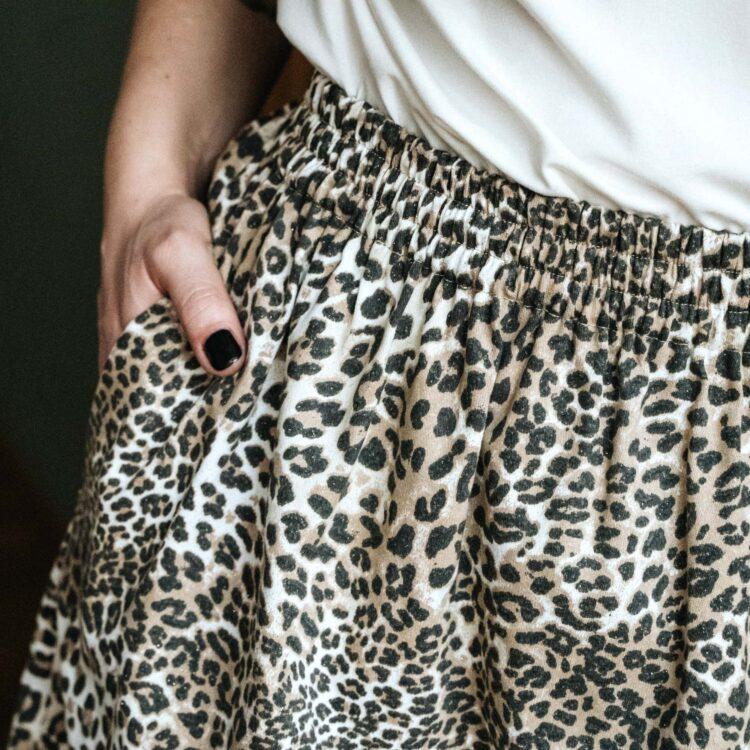 animush spódnica pantera mini